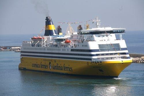 Ferries corse corsica ferries - Bateau bastia nice ...